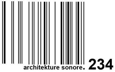 architekture sonore. 234